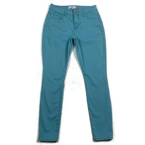 CAbi Tidal Blue Curvy Skinny Jeans Style 5170
